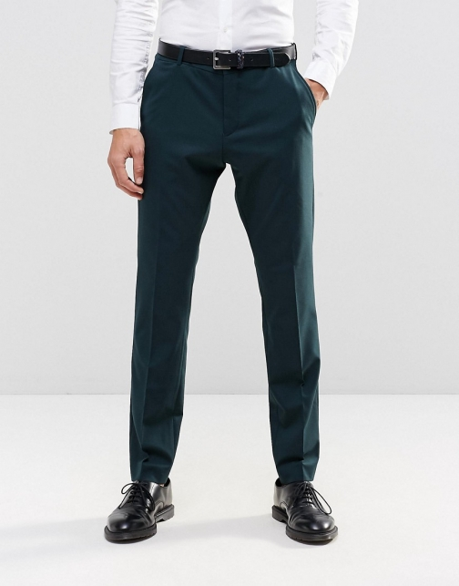 Selected Homme Slim Fit With Stretch Suit Trouser