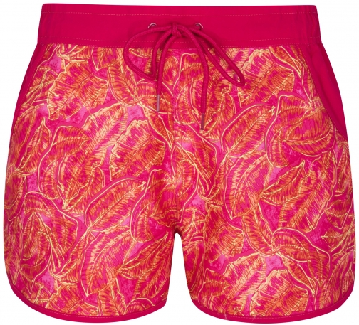 Mountain Warehouse Patterned Womens Boardshorts - Pink Short