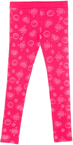 Desigual Girl Cross Legging