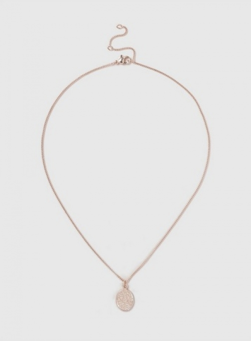 Dorothy Perkins Gold Mini Coin Ditsy Necklace