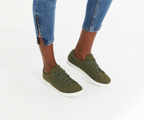 Oasis Lace Up Trainer