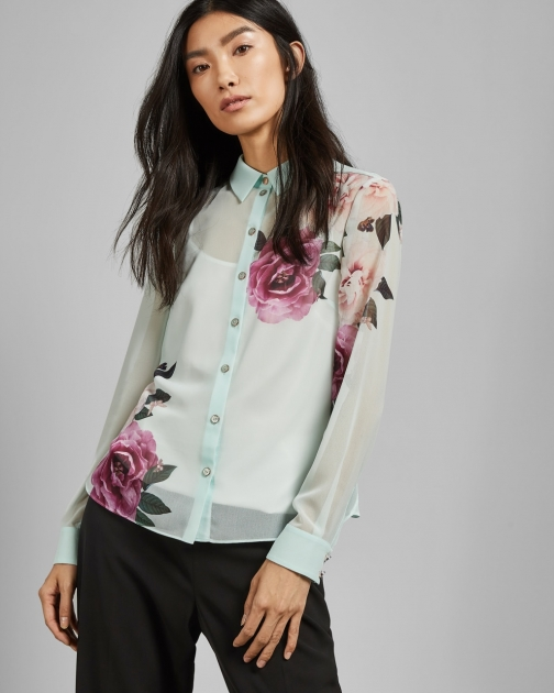 Ted Baker Magnificent Blouse