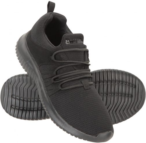Mountain Warehouse Swift Lightweight Womens Active Shoe - Black Shoes