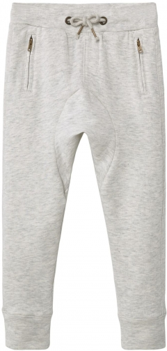 Mango Girls Zip Jogging Trouser
