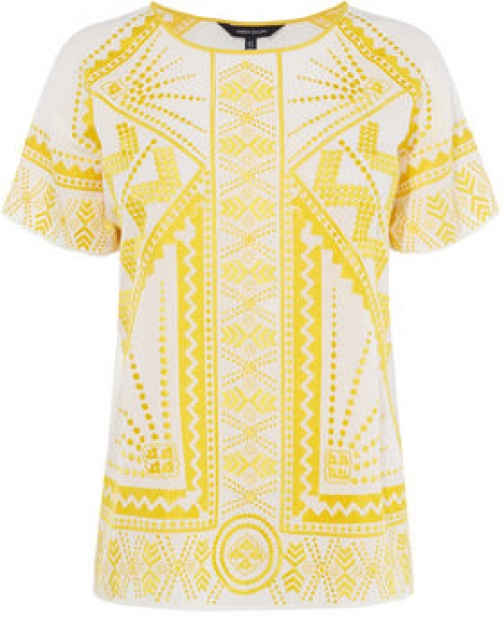 Karen Millen Embroidered T-Shirt