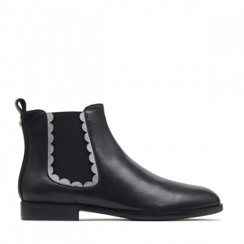 Radley Windermere Scalloped Ankle Boot