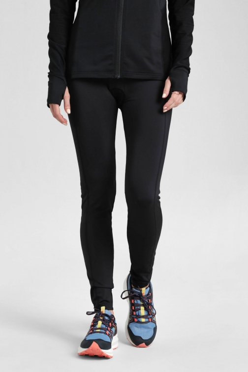 Mountain Warehouse Speed Up Womens Padded Cycling - Black Legging