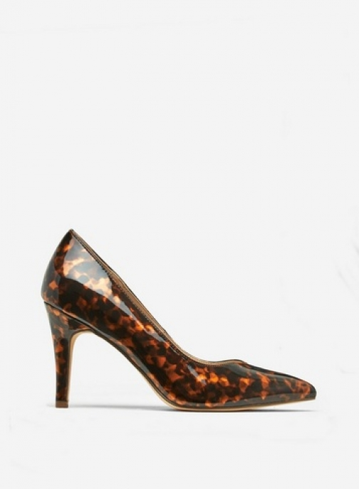 Dorothy Perkins Tortoise Shell Drake Shoes Court