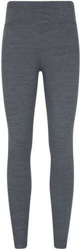 Mountain Warehouse Bend And Stretch Womens High Waisted - Grey Legging