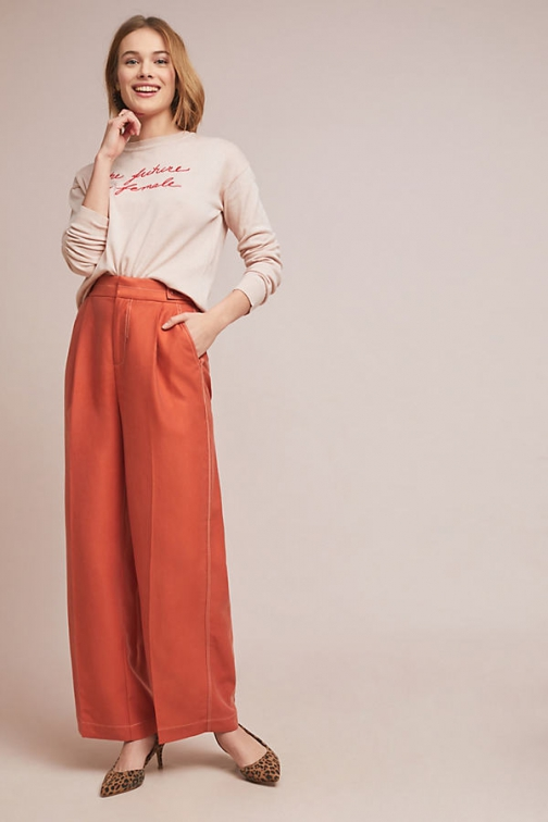Anthropologie Conclave Trousers Trouser