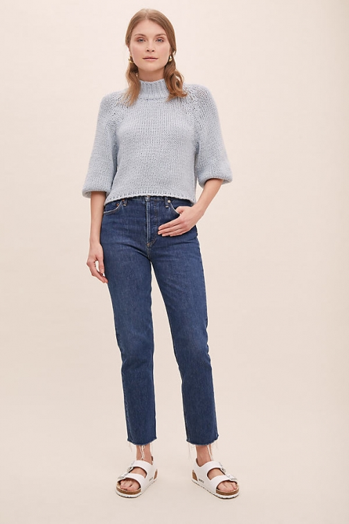 Citizens Of Humanity Remy High-Waisted Straight Jeans