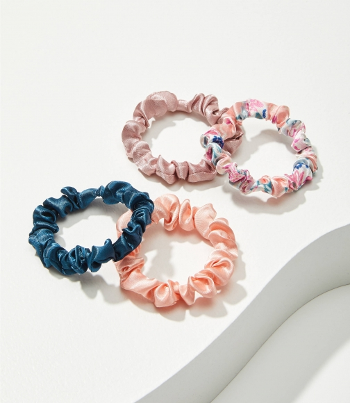 Loft Mini Scrunchie Set Headwear