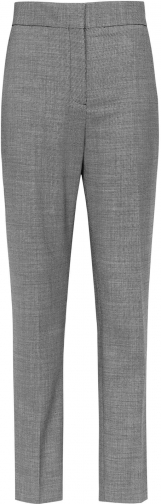 Reiss Alber Trouser - Slim Fit Grey, Womens, Size 4 Tailored Trouser