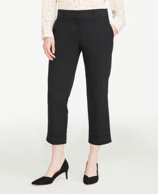 Ann Taylor Crop Pants Trouser