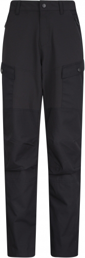 Mountain Warehouse Expedition Hybrid Womens Trousers - Long Length - Black Trouser