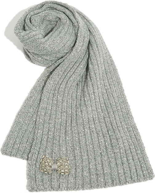Oasis BOW SEQUIN Scarf