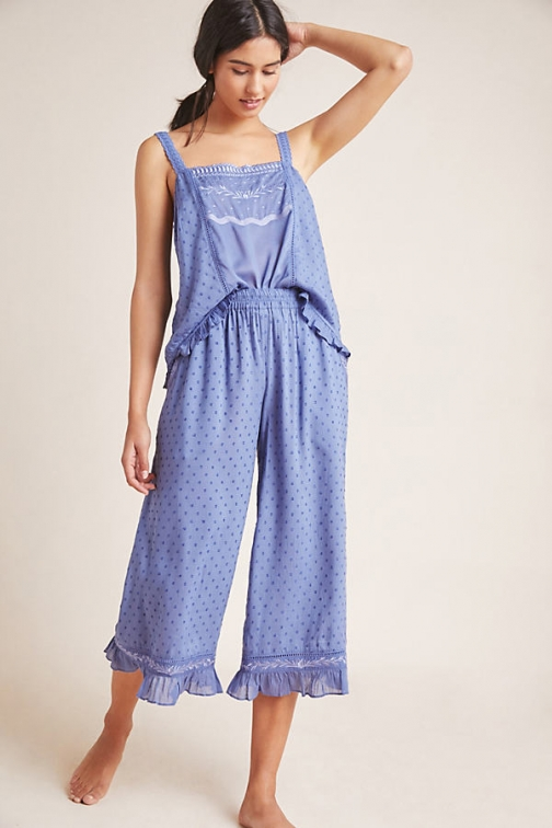 Anthropologie Wynonna Sleep Trousers Trouser