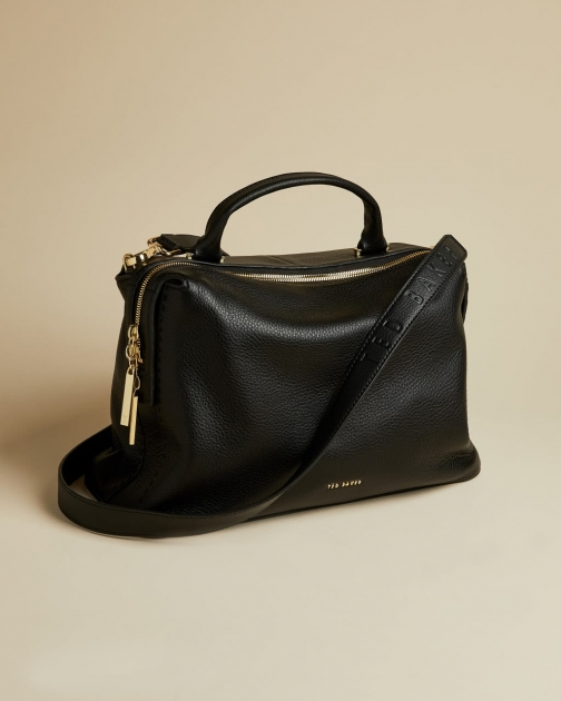 Ted Baker Large Leather Bag Tote