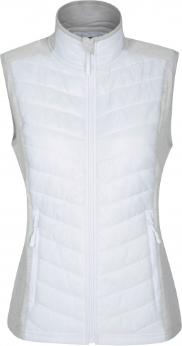 Mountain Warehouse Action Padded Womens Padded - White Gilet