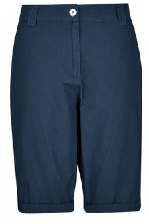 Dorothy Perkins Navy Knee Short