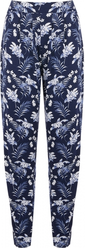 Oasis PARADISE PALM TROUSERS Trouser