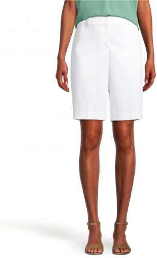 Ann Taylor Factory Twill With 10 Inch Inseam Short