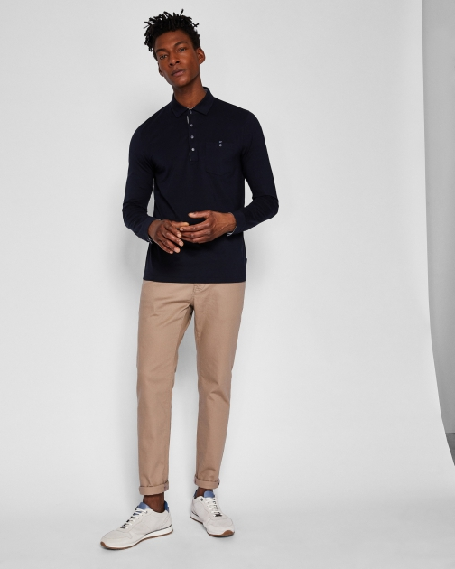 Ted Baker Straight Fit Coloured Jeans