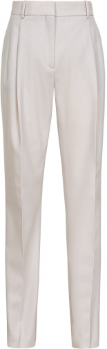Reiss Esme - Pleat Front Clay, Womens, Size 4 Tapered Trouser