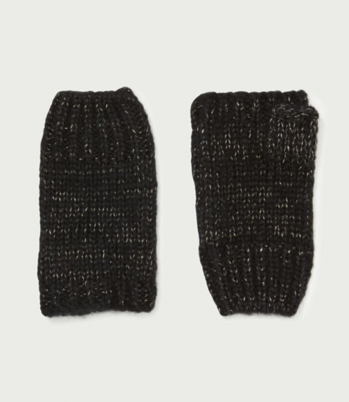 Loft Shimmer Fingerless Glove