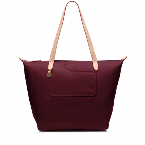 Oasis London Pocket Essentials Large Zip-Top Bag Tote