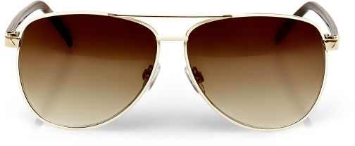 Steve Madden S5648 GOLD Sunglasses