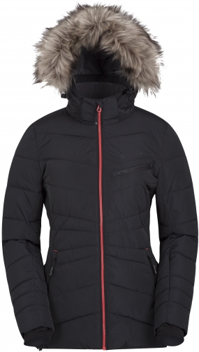 Mountain Warehouse Arctic Air Womens Padded Ski - Black Jacket