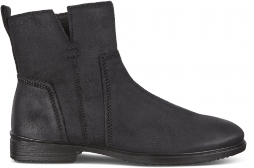 Ecco Touch 15 Womens Bootie Size 4/4.5 Black Boot