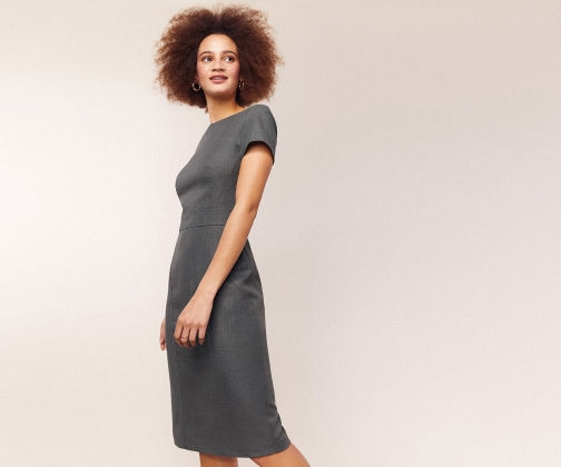 Oasis Formal Shift Dress