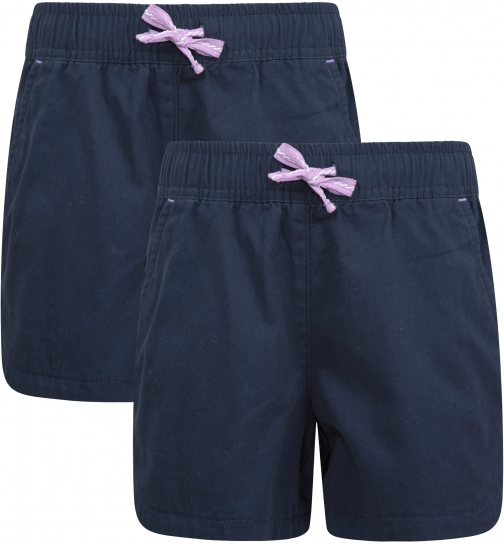 Mountain Warehouse Waterfall Kids Multipack - Navy Short
