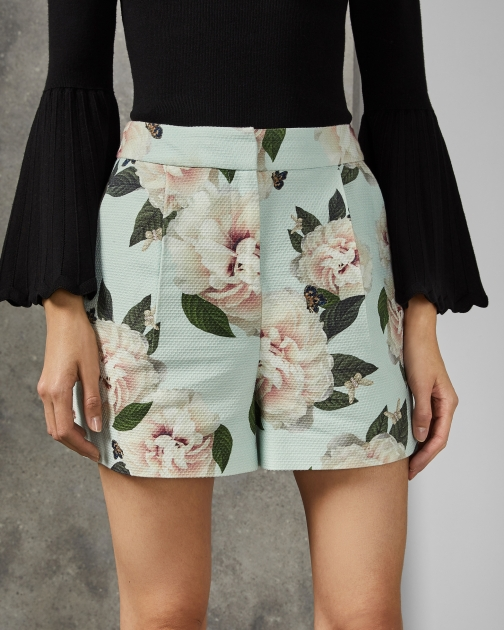 Ted Baker Magnificent Textured Short