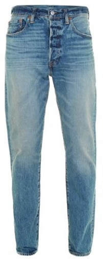 Levi's Mens Blue LEVI'S 501 Customized *, Blue Jeans