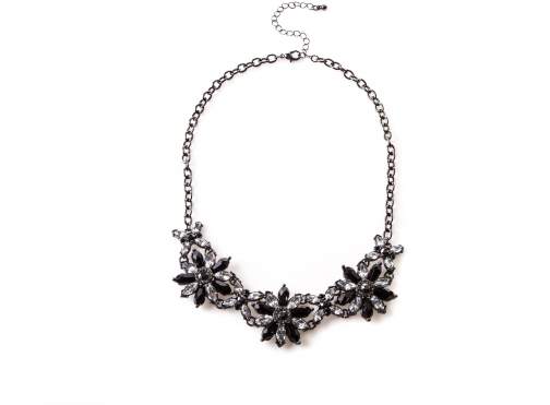 Oasis BLACK DAISY Necklace