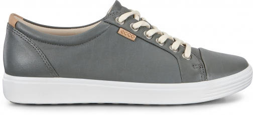 Ecco Womens Soft 7 Sneaker Size 4-4.5 Moon Trainer