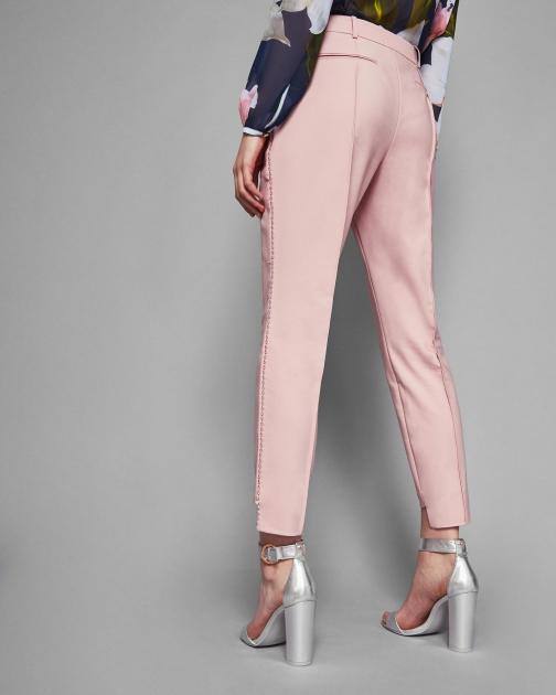 Ted Baker Side Seam Detail Trousers Trouser