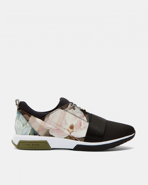 Ted Baker Printed Running Trainer
