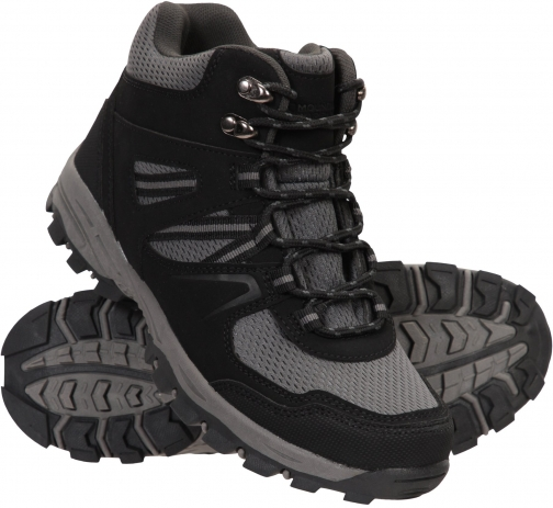 Mountain Warehouse Mcleod Wide Fit Womens - Black Boot