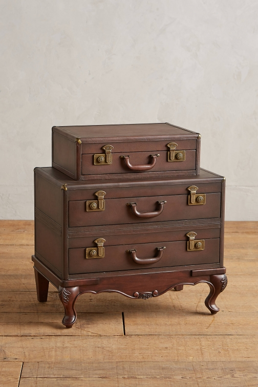Anthropologie Expedition Nightstand Accessorie