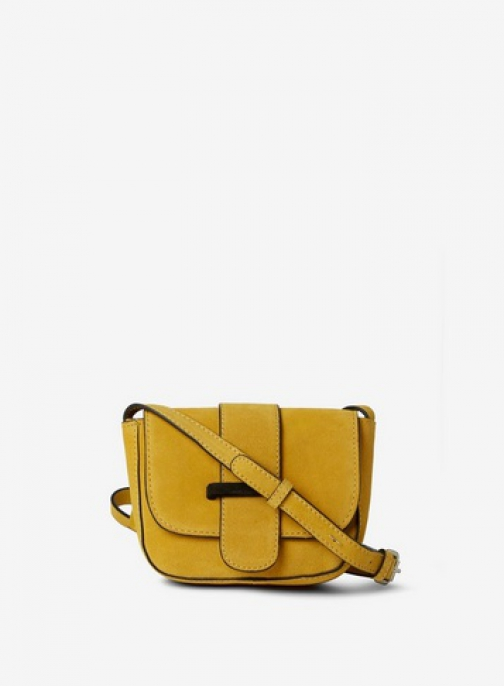 Pieces Lemon 'Bivonne' Cross Body Bag Crossbody Bag