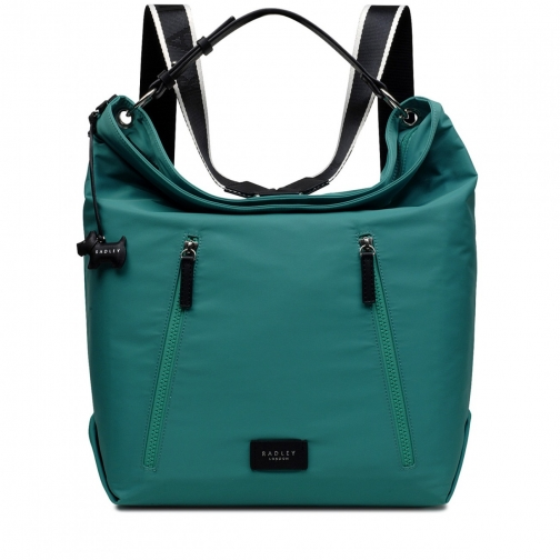 Radley Cable Street Large Ziptop Hobo Bag