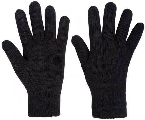 Mountain Warehouse Thinsulate Womens Knitted - Black Glove