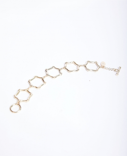 Ann Taylor Factory Linked Bracelet