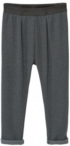 Mango Girls Mini Houndstooth Trouser
