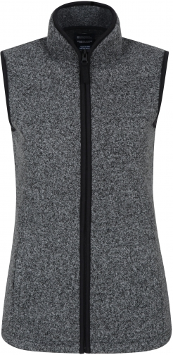 Mountain Warehouse Idris Womens - Black Gilet