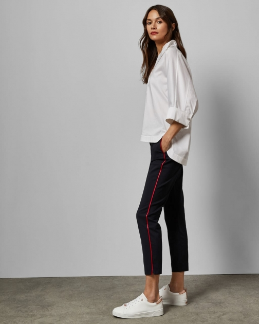 Ted Baker Piping Detail Skinny Trouser